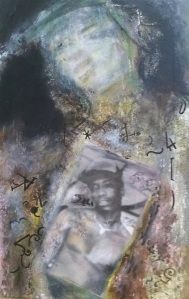 Memoriam, 18 x 24, acrylic on canvas