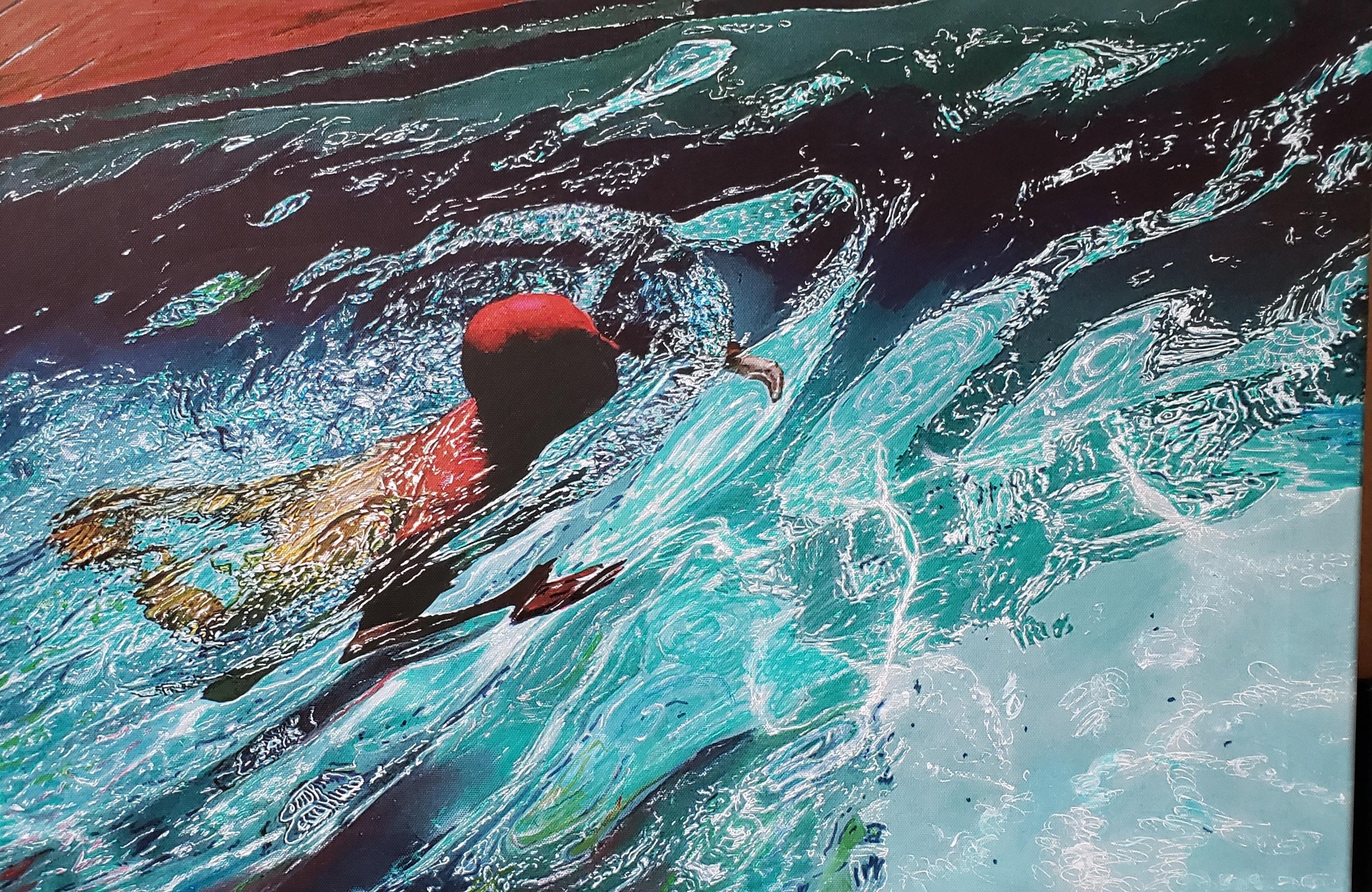 shape of water 4 16 x 20